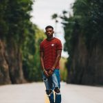 Jeans rotos hombre