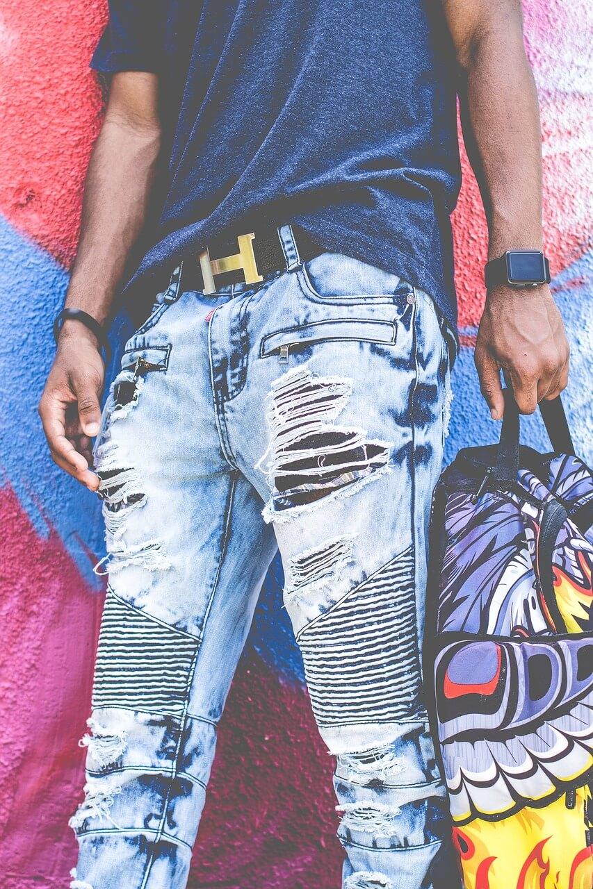 متنوع وسعت عجز Jeans Rotos Hombre 2018 Findlocal Drivewayrepair Com